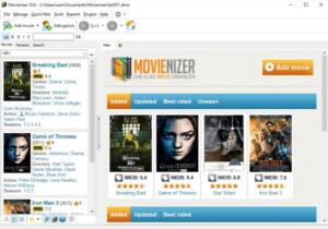 Movienizer crack With Keygen latest 2020 Free Download